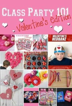 Awesome Classroom Party Decor Ideas For Valentines Day 32