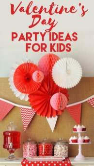 Awesome Classroom Party Decor Ideas For Valentines Day 35