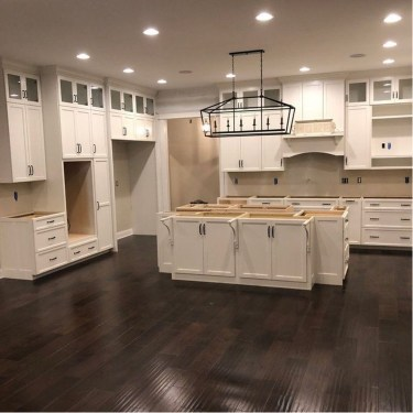 Awesome Farmhouse Kitchen Design Ideas 09