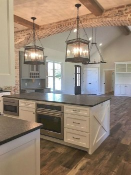 Awesome Farmhouse Kitchen Design Ideas 24