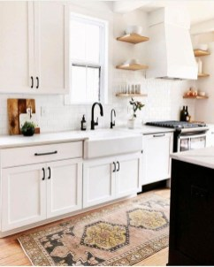 Awesome Farmhouse Kitchen Design Ideas 41