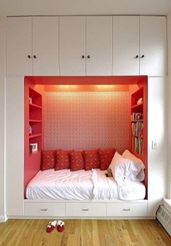 Creative Diy Bedroom Storage Ideas For Small Space 10