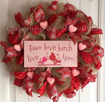 Creative Diy Decorations Ideas For Valentines Day 16