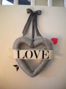 Creative Diy Decorations Ideas For Valentines Day 21