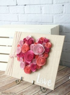 Creative Diy Decorations Ideas For Valentines Day 31