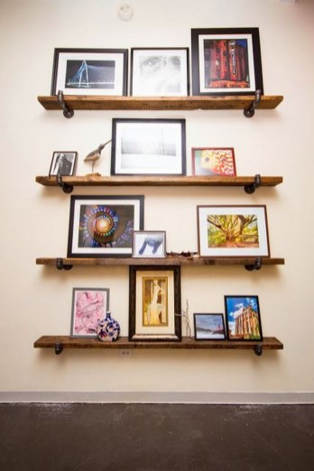 Inspiring Diy Wood Shelves Ideas On A Budget 10