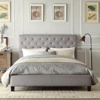 Lovely Diy Wooden Platform Bed Design Ideas 10