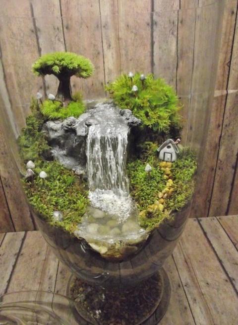 Magnificient Diy Fairy Garden Ideas With Plants 16