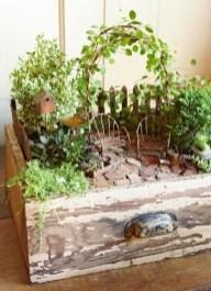 Magnificient Diy Fairy Garden Ideas With Plants 44