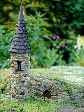 Magnificient Diy Fairy Garden Ideas With Plants 51