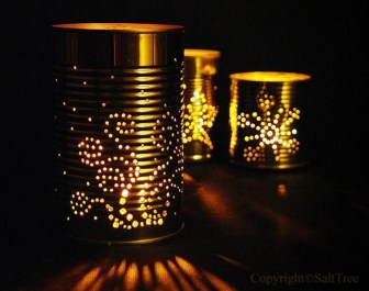 Outstanding Diy Outdoor Lanterns Ideas For Winter 11