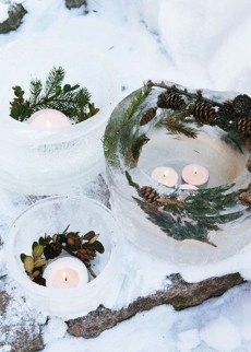 Outstanding Diy Outdoor Lanterns Ideas For Winter 47