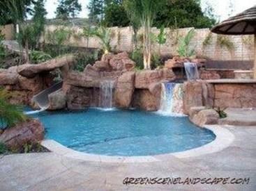 Perfect Mediteranean Swimming Pool Design Ideas 03