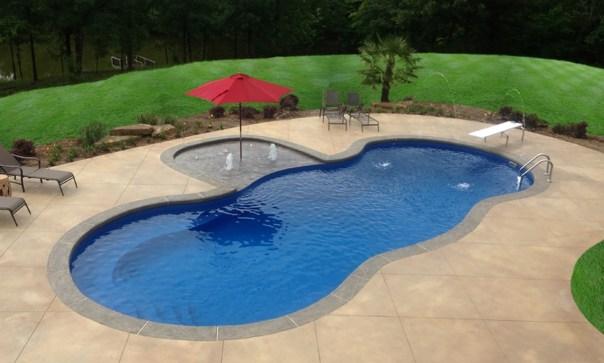 Perfect Mediteranean Swimming Pool Design Ideas 16