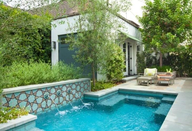 Perfect Mediteranean Swimming Pool Design Ideas 17