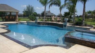 Perfect Mediteranean Swimming Pool Design Ideas 19