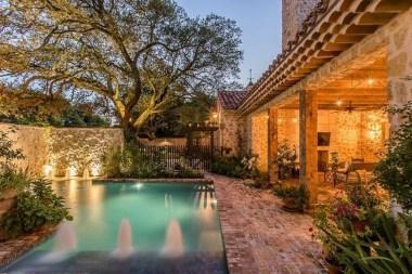 Perfect Mediteranean Swimming Pool Design Ideas 54