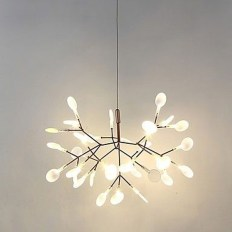 Pretty Chandelier Lamp Design Ideas For Your Bedroom 51