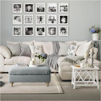 Shabby Chic Living Room Design For Your Home 11
