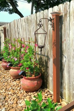 Simple Diy Backyard Landscaping Ideas On A Budget 25