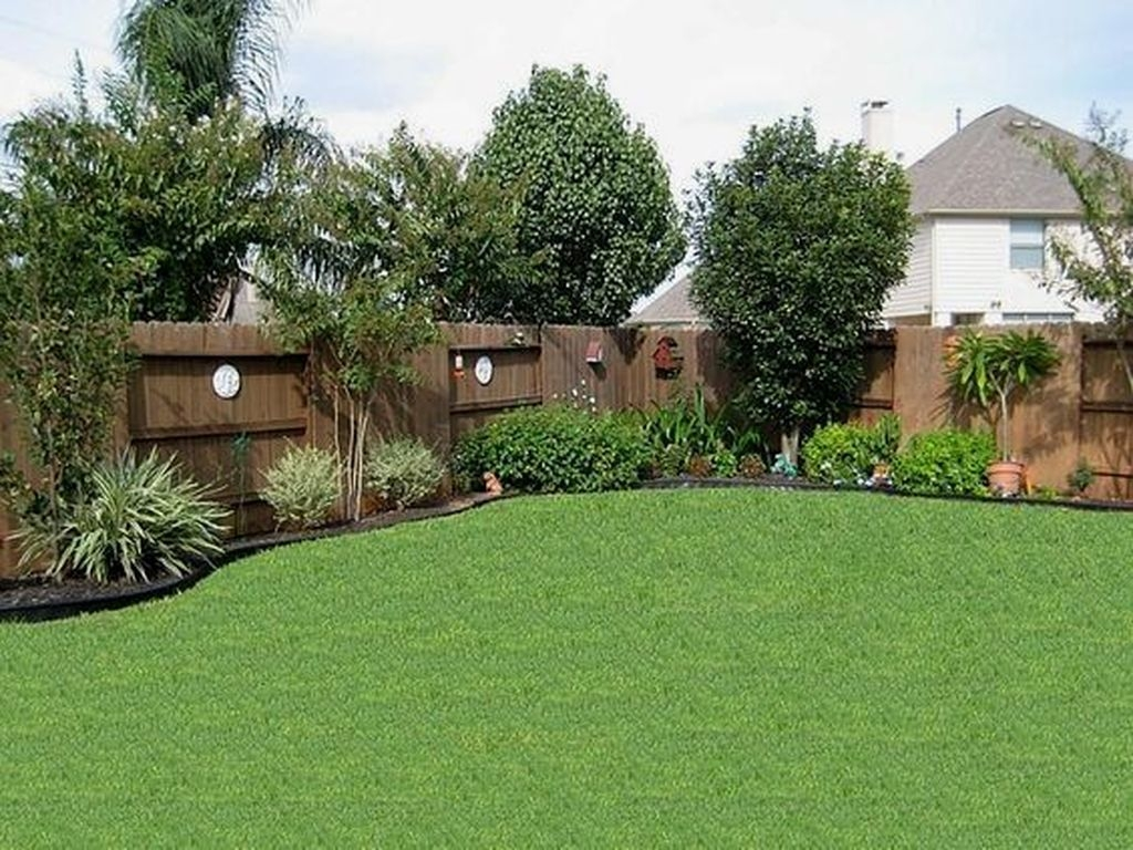 Simple Diy Backyard Landscaping Ideas On A Budget 47