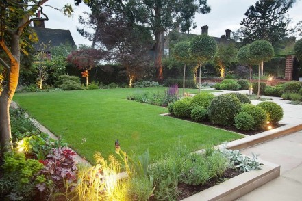 Smart Garden Design Ideas For Front Your House 31