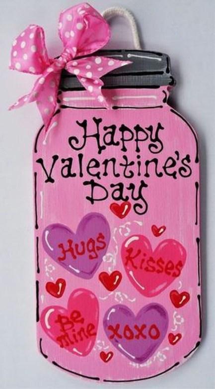 Stylish Valentine'S Day Crafts Ideas 45