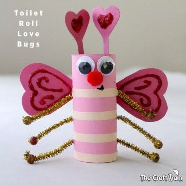 Unique Valentine'S Day Crafts Ideas For Kids 11