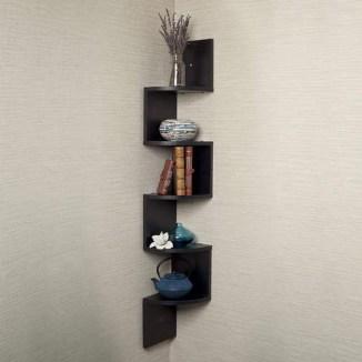 Amazing Corner Shelves Design Ideas 08