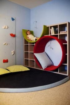 Captivating Diy Modern Play Room Ideas For Children 29