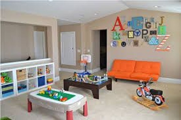 Captivating Diy Modern Play Room Ideas For Children 50
