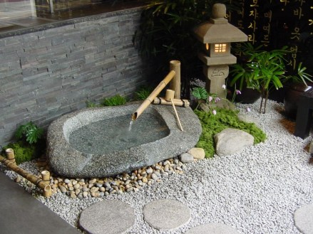 Cute Japanese Garden Design Ideas 16