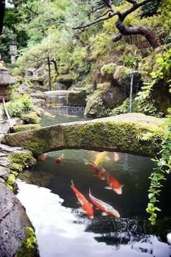 Cute Japanese Garden Design Ideas 24