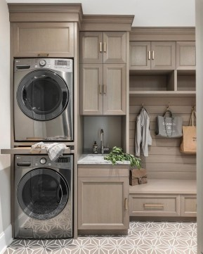 Enjoying Laundry Room Ideas For Small Space 47