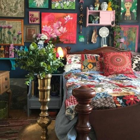 Lovely Boho Bedroom Decor Ideas 37