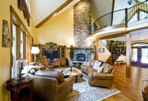 Luxury European Living Room Decor Ideas With Tuscan Style 12