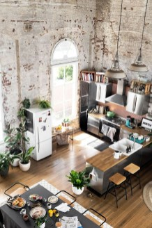 Perfect Industrial Style Loft Designs Ideas For Living Room 03