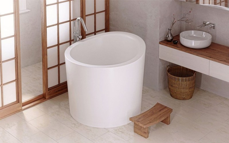 Pretty Bathtub Designs Ideas 35
