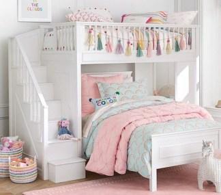 Relaxing Small Loft Bedroom Designs 26