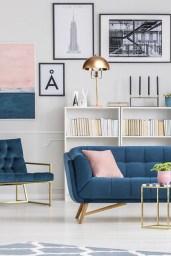 Unique Mid Century Living Room Ideas With Furniture 49