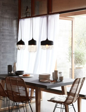 Adorable Hanging Lamp Designs Ideas From Rattan 51