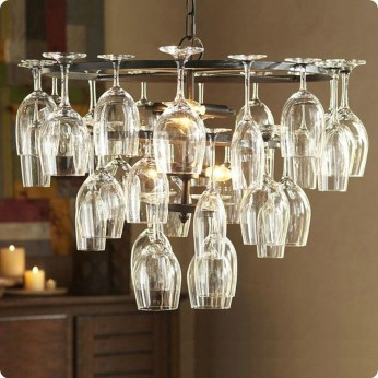 Attractive Diy Chandelier Designs Ideas 40