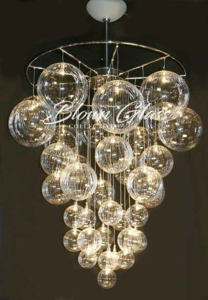 Attractive Diy Chandelier Designs Ideas 46