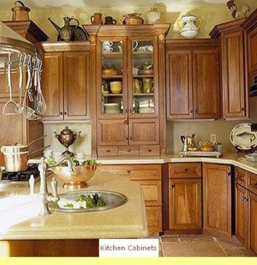 Awesome French Country Design Ideas For Kitchen 02