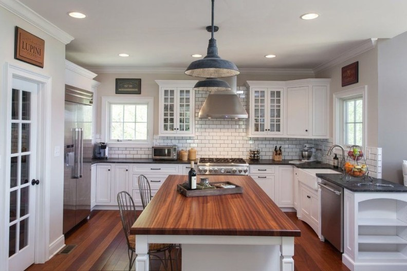 Awesome French Country Design Ideas For Kitchen 37