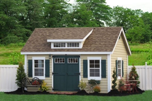 Cool Small Storage Shed Ideas For Garden 17