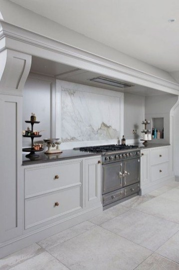 Gorgeous Traditional Kitchen Design Ideas 43
