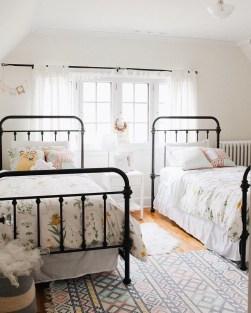 Inspiring Shared Kids Room Design Ideas 41