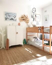 Inspiring Shared Kids Room Design Ideas 48
