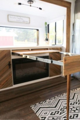 Latest Rv Hacks Makeover Table Ideas On A Budget 01